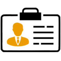 Badge with photos - Upload