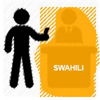 Registration Tellers - Swahili speaking