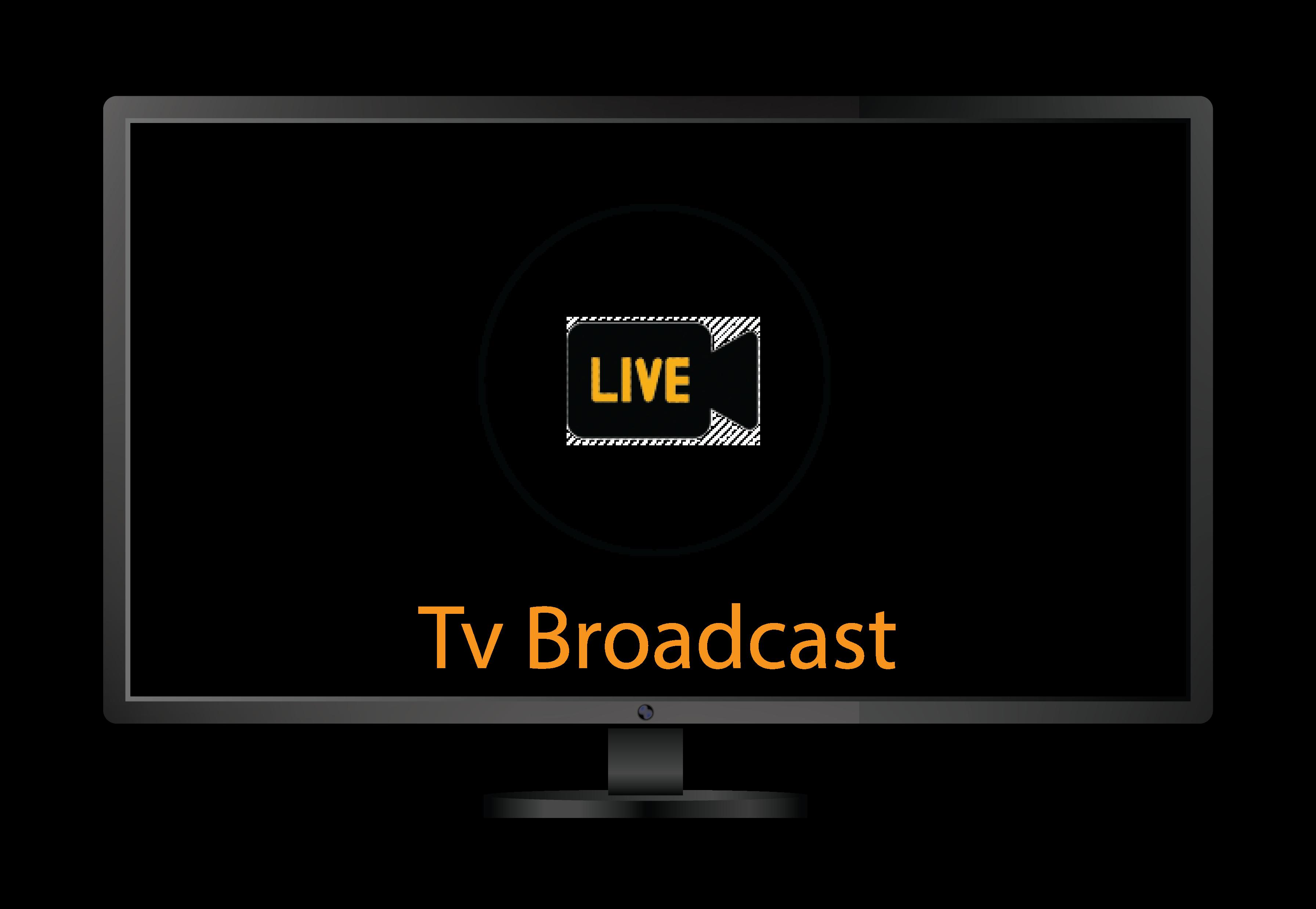 TV Live broadcast