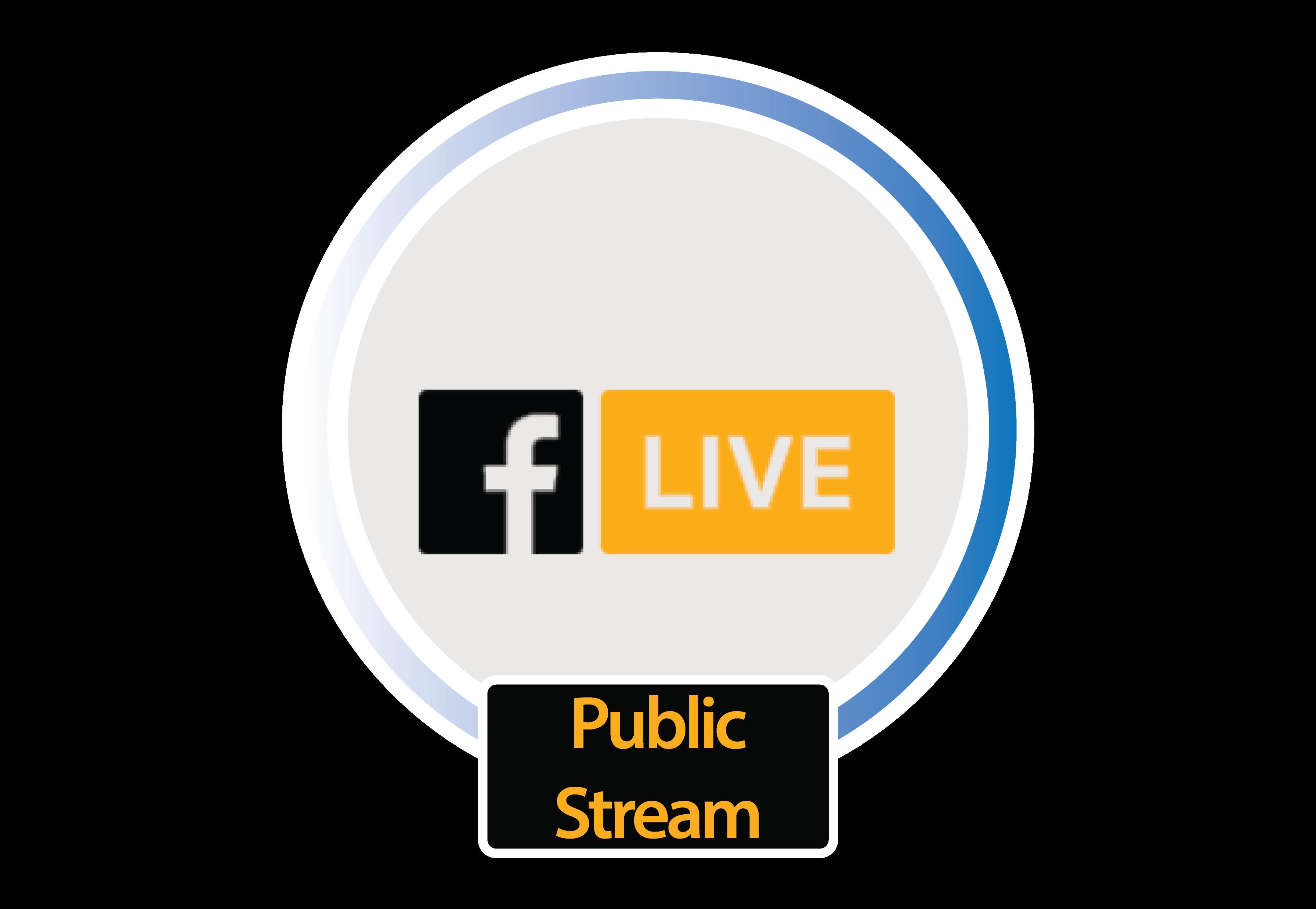 Livestream - Facebook (Public view)