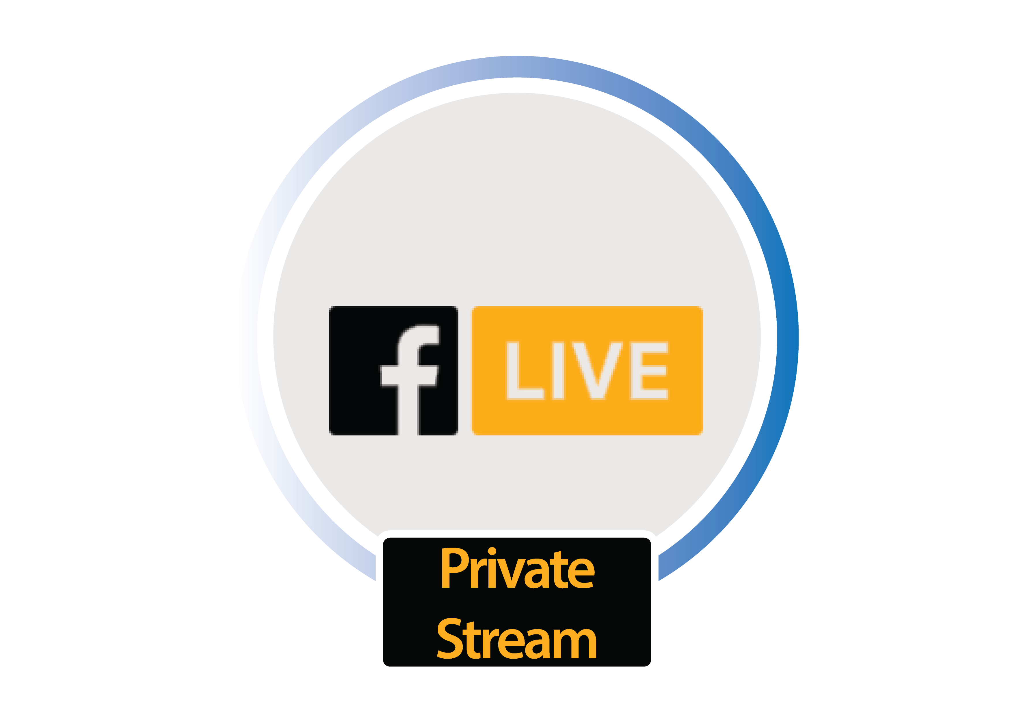 Live Stream to Facebook (Private viewers)