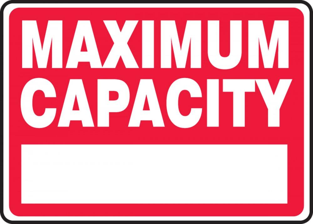 Room capacity limit